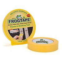 FrogTape Delicate Mask Tape - 24mm x 41.1m