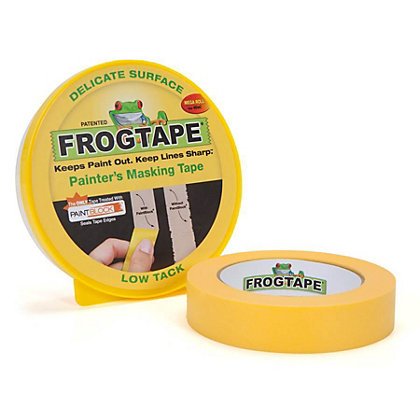 Image for FrogTape Delicate Mask Tape - 24mm x 41.1m from StoreName