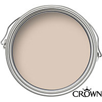Crown Fashion For Walls Tiramisu - Indulgence Matt Emulsion Paint - 125ml Tester