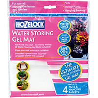 Hozelock Water Storing Gel Mat (Pack of 4)