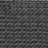 Ruby Black Sparkle Mosaic Tiles - 300 x 300mm