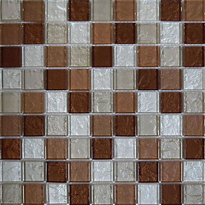 Image for Amethyst Zaria Cafe Mosaic - 30X30 - 1 Pack from StoreName