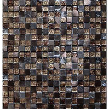 Image for Opal Venus Mosaic Tiles - 300 x 300mm from StoreName