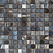 Topaz Jupiter Pearl Mosaic Tiles - 327 x 327mm