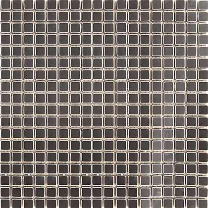 Image for Stainless Steel Small Square Mosaic Tiles - 300 x 300mm from StoreName