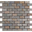 Desert Stone Brick Mosaic Tiles - 300 x 300mm