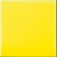 Glass Soft Yellow Tiles - 100 x 100mm - 1 Pack