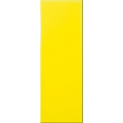 Image for Glass Wall Tile Lemon - 200 x 100mm from StoreName