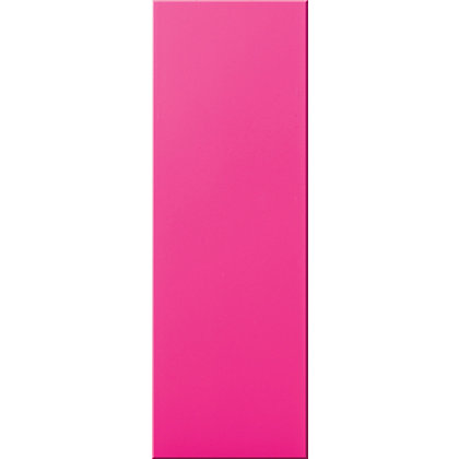 Image for Impact Glass Wall Tile Hot Pink - 200 x 100mm from StoreName