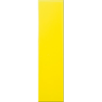 Image for Impact Glass Wall Tile Lemon - 400 x 100mm from StoreName