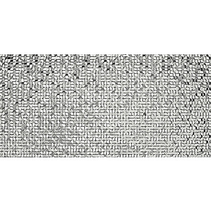 Image for Pizzaz Shine Rectified - Silver Tiles - 600 x 300mm - 5 pack from StoreName