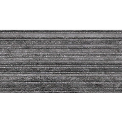 Image for Hestia Anthracite Tiles - 600 x 300mm from StoreName