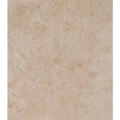 San Vito Chipped Edge Beige Marble Tiles 610 X 406mm From StoreName