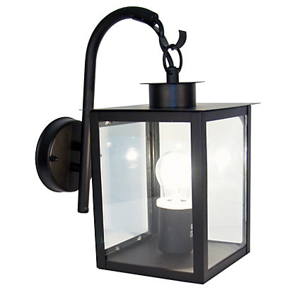 Image For Ashley Hanging Wall Light Black From StoreName