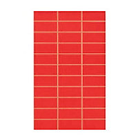 Lyssia Red Mosaic Tiles - 330 x 200mm