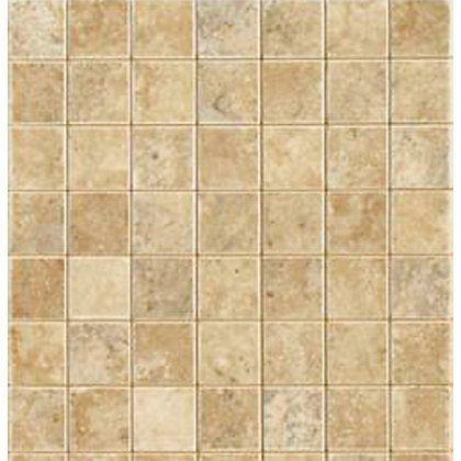 Image for Lyssia Pietra Beige Mosaic Tiles - 400 x 250mm from StoreName