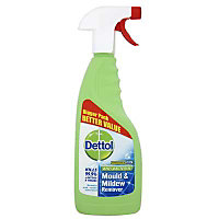 Image for dettol mould and mildew remover 750ml from storename