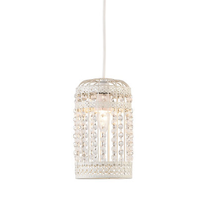 Image for Bird Cage Easy Fit Pendant Light from StoreName