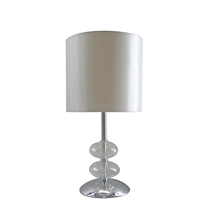 Image for Isabelle Table Lamp - Clear from StoreName