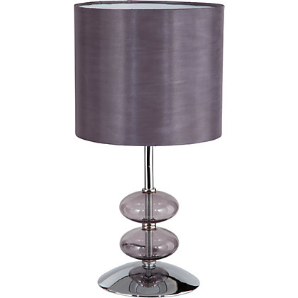 Image for Isabelle - Table Lamp - Small - Smoky from StoreName