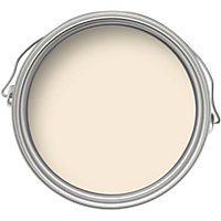 Homebase Weathercoat Classic Cream - Smooth Matt Masonry Paint - 5L