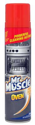 Image of Mr Muscle Oven Cleaner - 300ml
