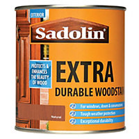Sadolin Extra Durable Woodstain - Natural - 500ml