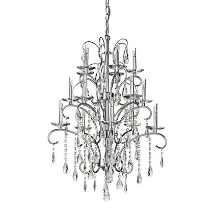 Image for 15 Light - Crystal - Chandelier from StoreName