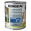 Ronseal Woodland Colours - Bluebell - 750ml