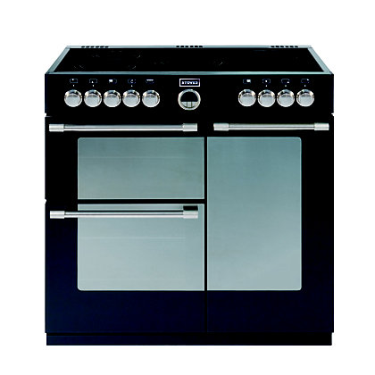 Image for Stoves Sterling 900E Electric Range Cooker - Black from StoreName
