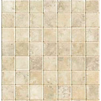 Lyssia Pietra Grey Mosaic Tiles - 400 x 250mm