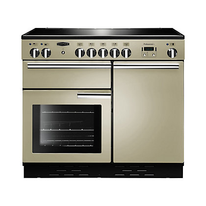 Image for Rangemaster Professional Plus 100cm Induction Range Cooker - Cream from StoreName