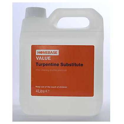 Image for Value Turpentine Substitute - 4L from StoreName