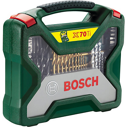 Image for Bosch X-Line Drill Bit Accessory Set - 70 Piece from StoreName