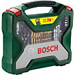 Bosch 70 Piece X-Line Accessory Set