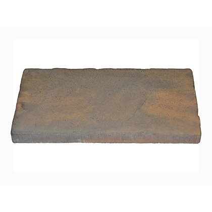 Image for Brett Walton Paving Single Size Patio Pack 600x300mm 12.10sq m 64 Pack - Copper Glow from StoreName