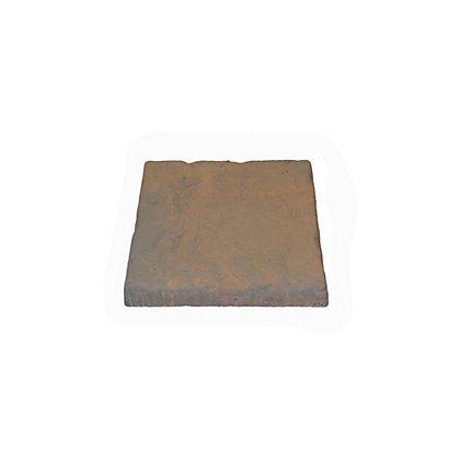 Image for Brett Walton Paving Single Size Patio Pack 300x300mm 6.15sq m 64 Pack - Copper Glow from StoreName