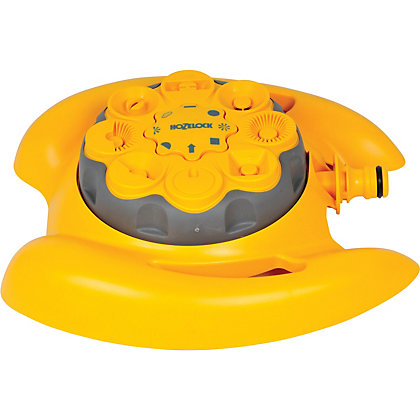 Image for Hozelock Vortex 8 Dial Sled Sprinkler from StoreName