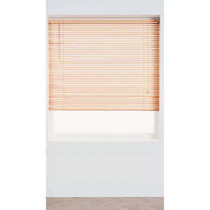 Image for Natural Wood 25mm Venetian Blind - 60cm from StoreName