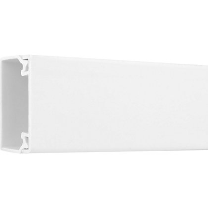 Image for Schneider INS20120 Electric Mini Trunking - White - 2m from StoreName