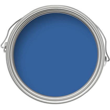 Image for Home of Colour Lapis Blue - Matt Emulsion Paint - 75ml Tester from StoreName