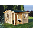 Forest Malvern Log Cabin - 11ft 10in x 11ft 10in