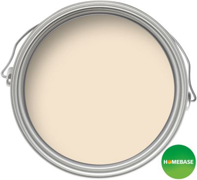 Home of Colour Value Magnolia - Matt Emulsion Paint - 10L