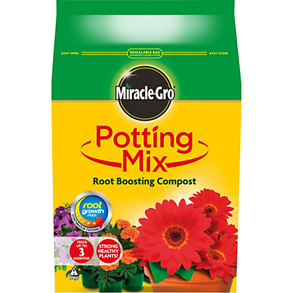 Image for Miracle-Gro Potting Mix Compost - 8L from StoreName