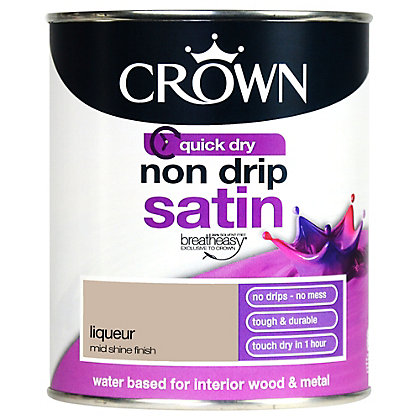Image for Crown Breatheasy Liqueur - Non Drip Satin Paint - 750ml from StoreName