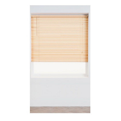 Image for Home of Style Natural Wood 25mm Venetian Blind - 180cm from StoreName