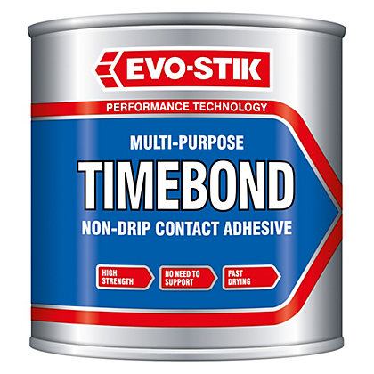 Image for Evo-Stik Timebond Adhesive - 1L from StoreName