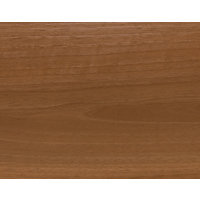 Schreiber Fitted Slimline Single Door - Semi-Gloss Walnut