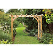 Forest Large Ultima Pergola Garden Arch