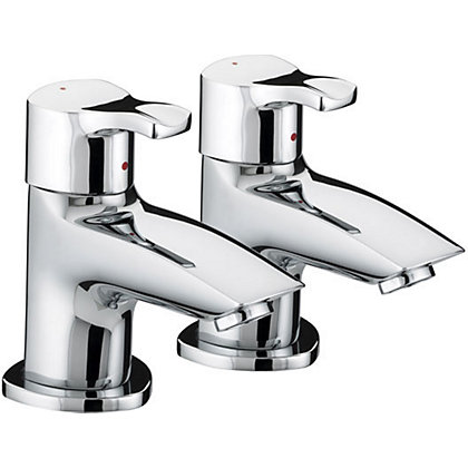 Image for Bristan Capri Bath Taps from StoreName